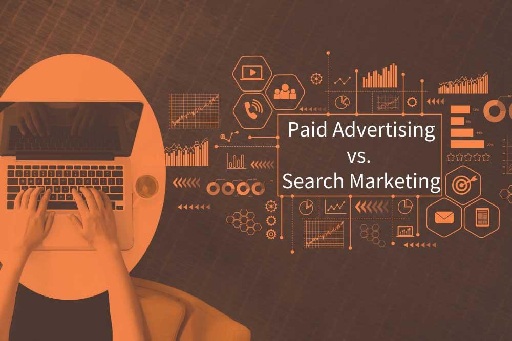 Paid Advertising vs. Organic Search Marketing